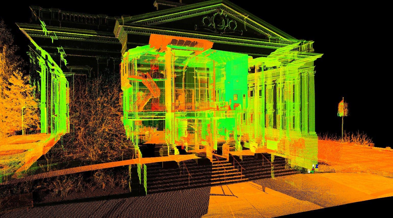 Rilievi Laser Scan Blizstudio Geometra Trieste