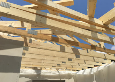 case prefabbricate in legno Trieste