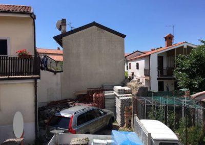 Progettazione e fotoinserimento in borgo storico Blizstudio - geom. Luca Bliznakoff