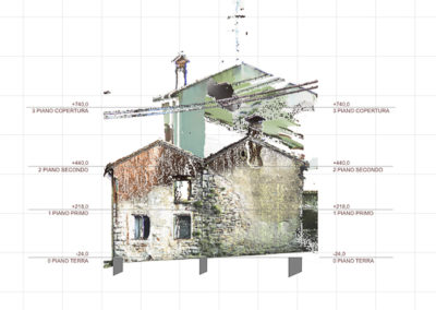 progettazione BIM e rendering