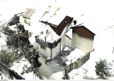 rilievo Laser scan e modellazione BIM 3