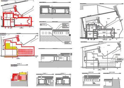 progettazione villa via Commerciale Trieste Blizstudio - 2