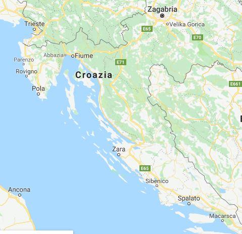 Rilievi Laser Scanner 3d Croazia